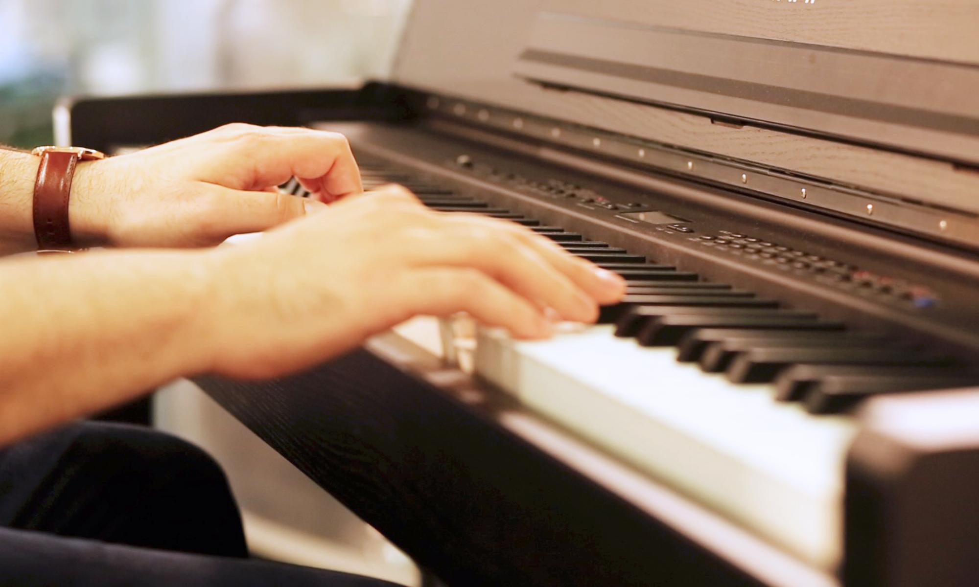 Maan Hamadeh Music